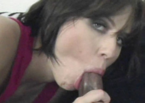 Cute coed Kelly takes some black dick